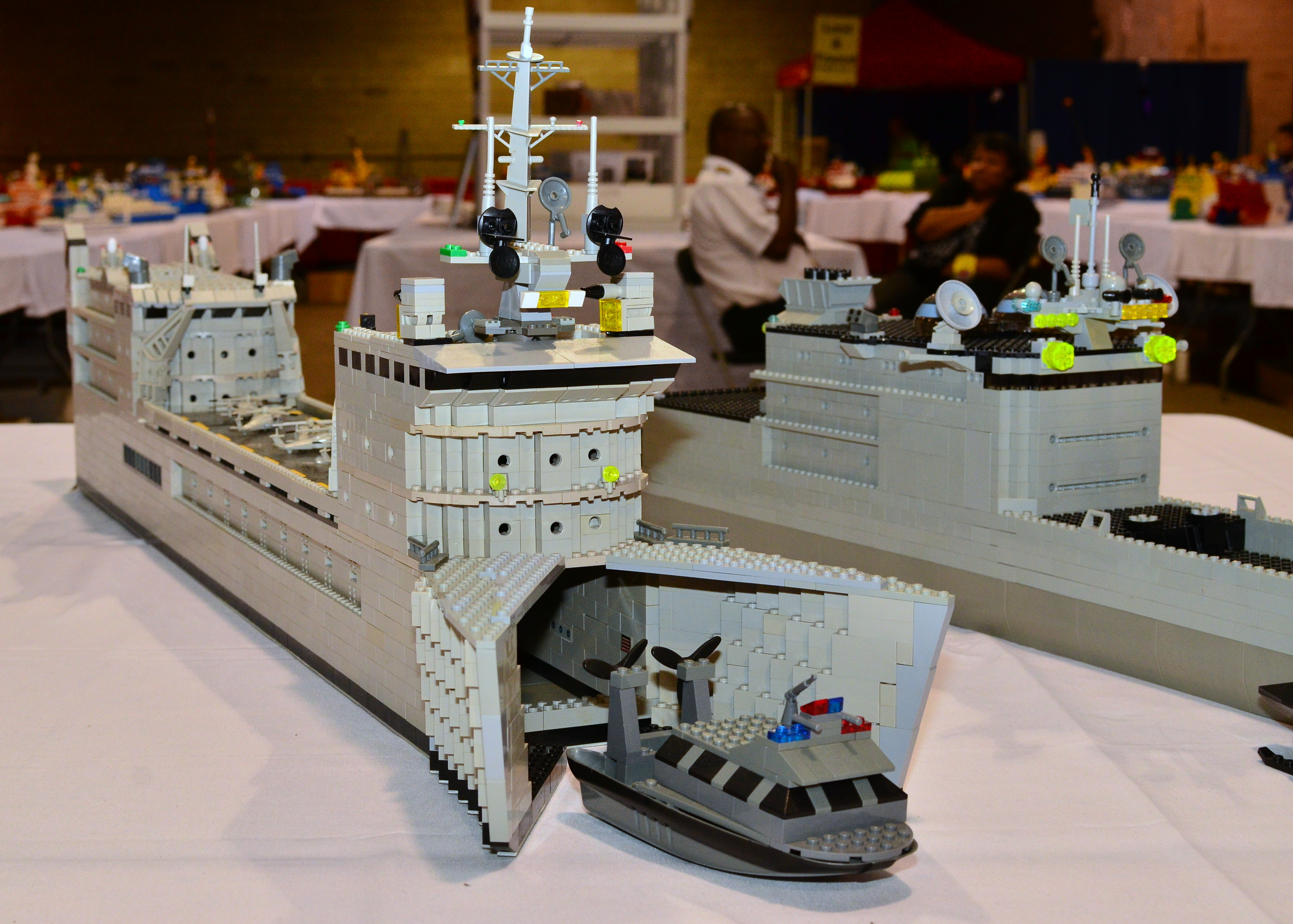 Landing Craft Carrier